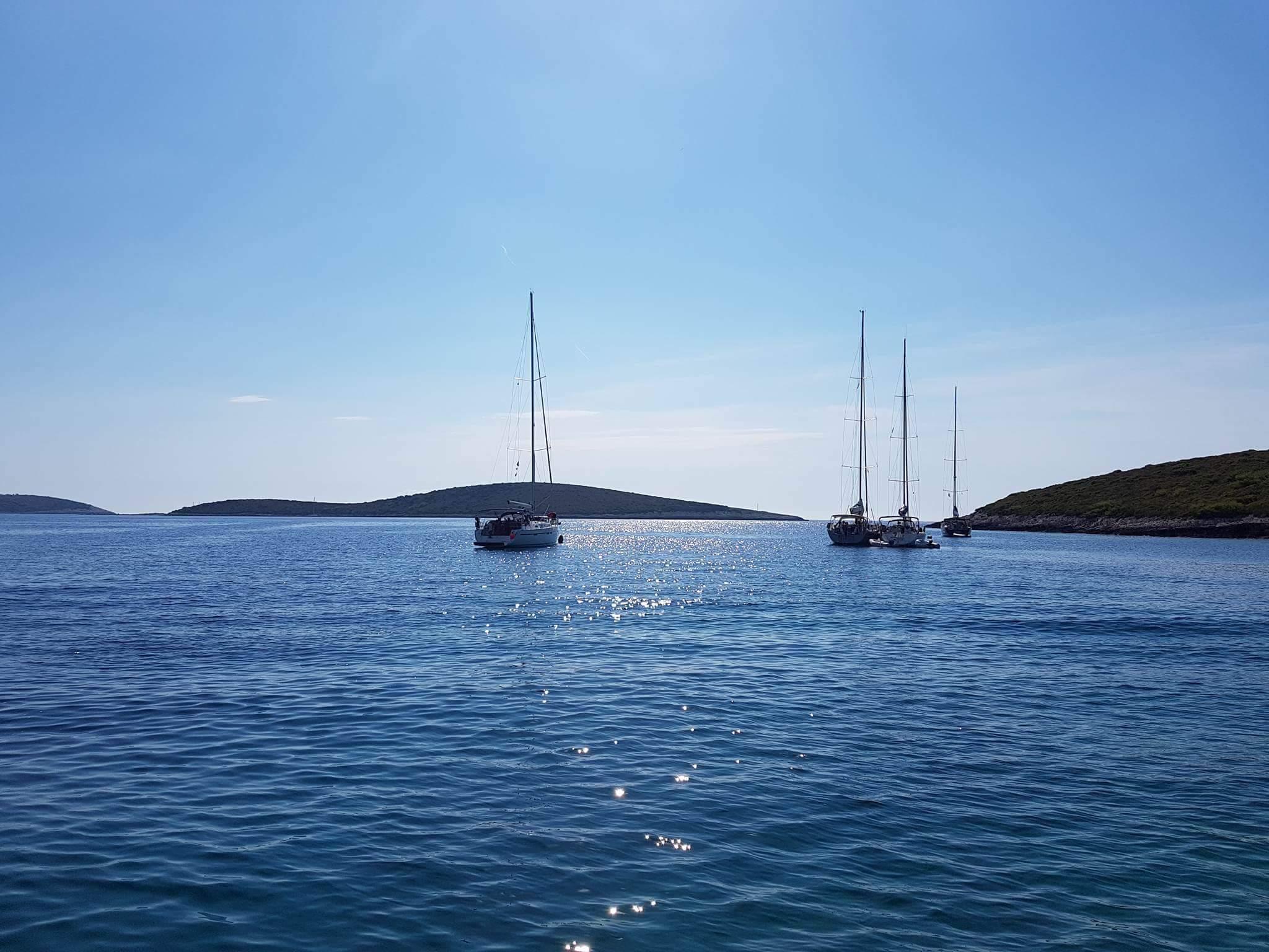 Seiltur i Kroatia sommeren 2016