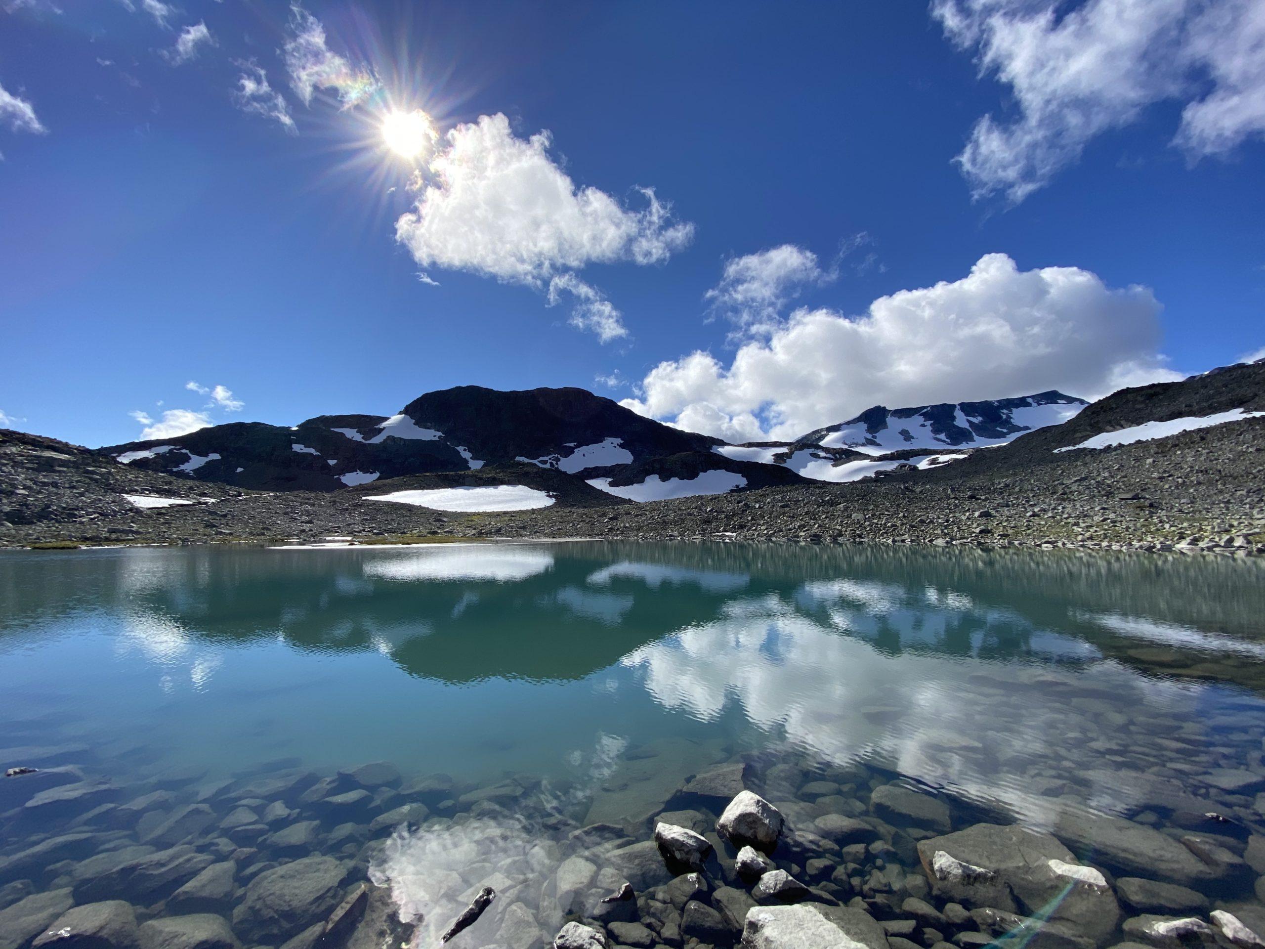 Overnattingstur til Fanaråken 2068 moh