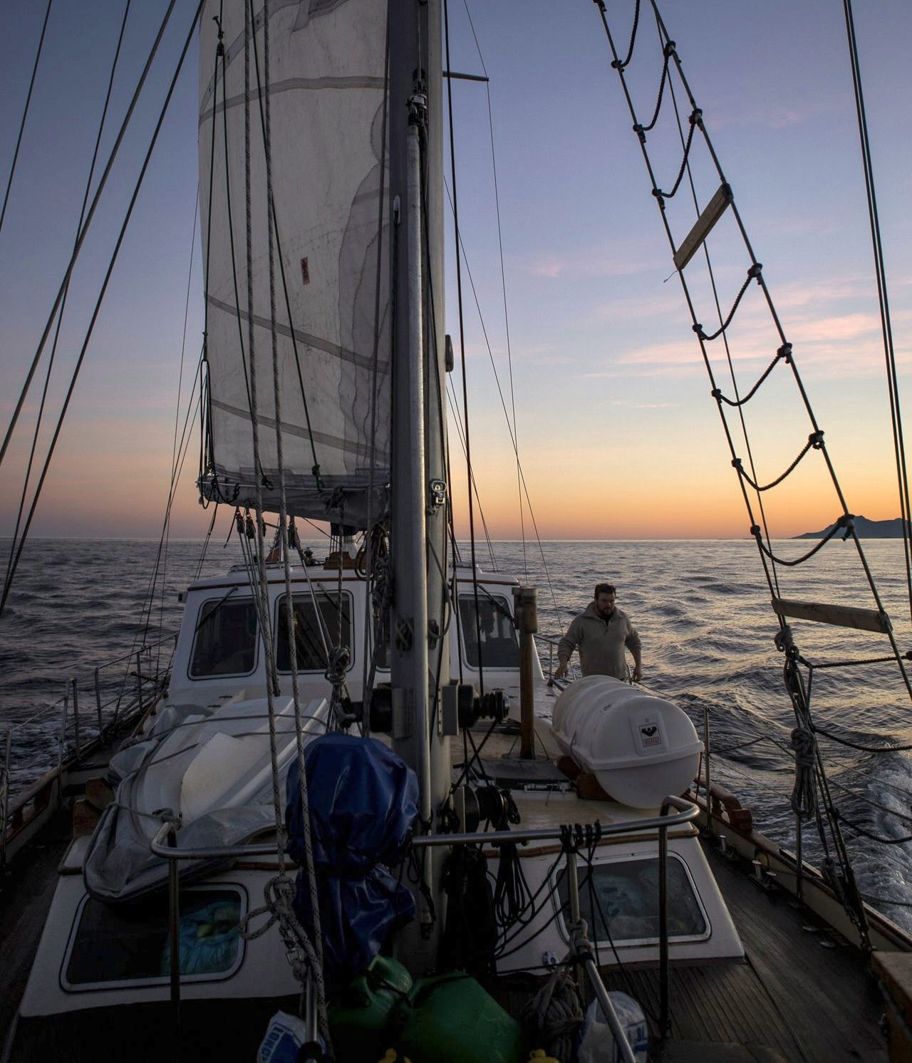 Opplev Senja med seilbåt